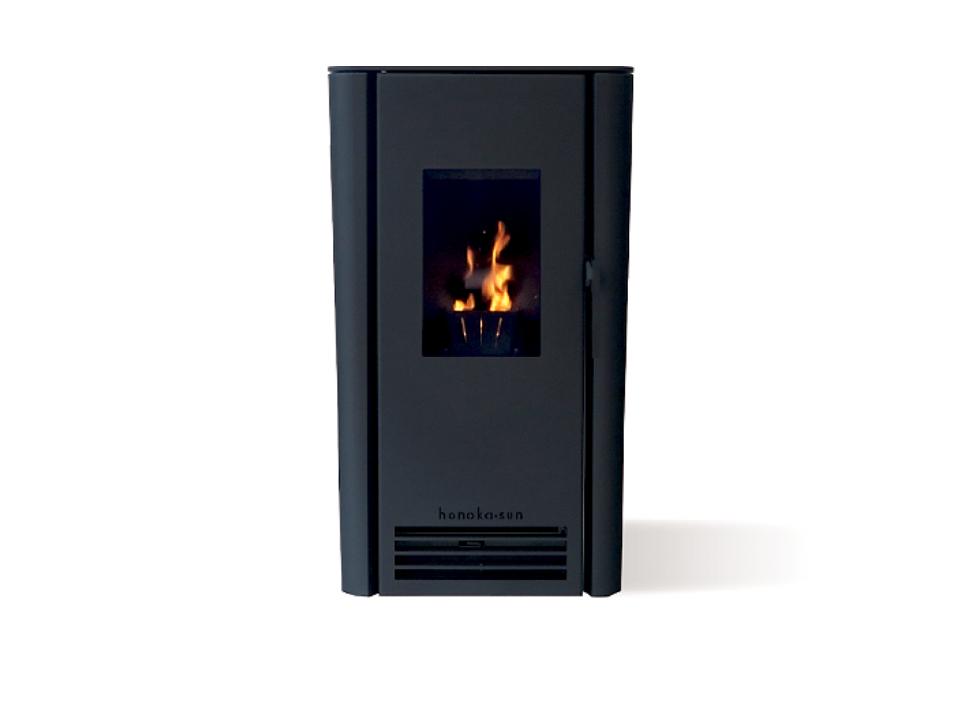 炎を愉しむ、暖かく暮らす。