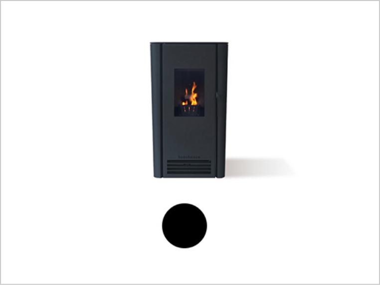 Noir(ノワール)鋳物のボディーにしっくり馴染む大人の黒
