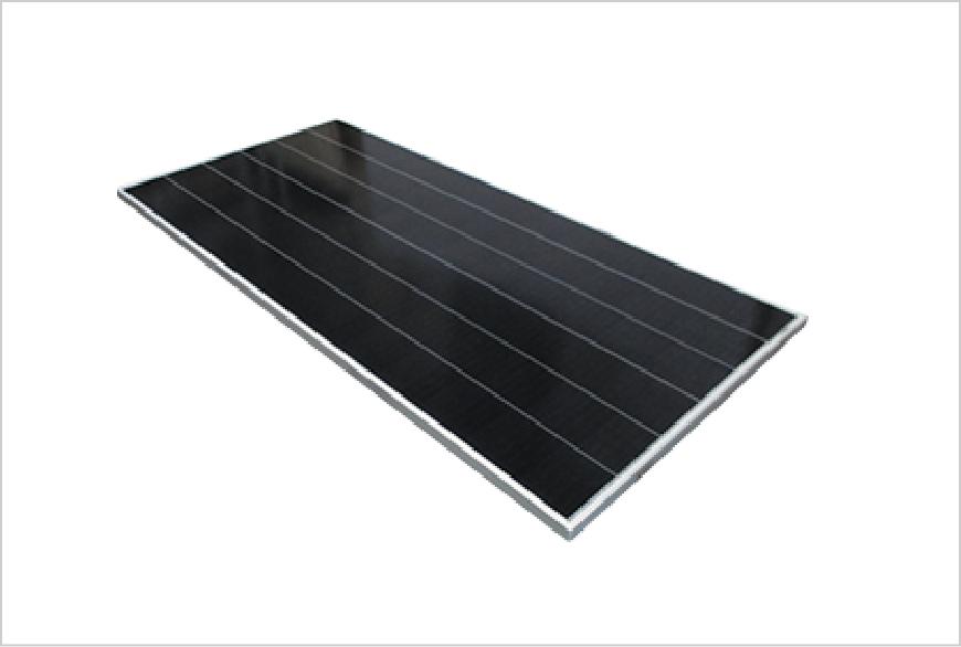 太陽光発電&熱利用のPVTパネル  クワトロDM410W